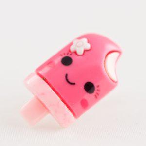 chica manga ice cream popsicle kawaii butterfly clasp pin