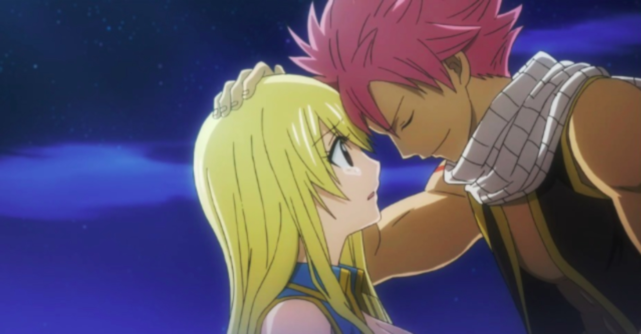 Fairy tail relationship between natsu lucy - Fairy tail natsu x lucy ...