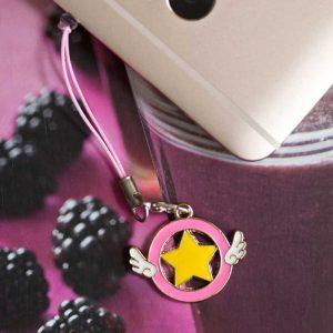 Chica-Manga-Mobile-strap-cardcaptor-sakura-star