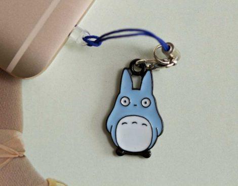 Chica Manga Totoro mobile phone charm totoro