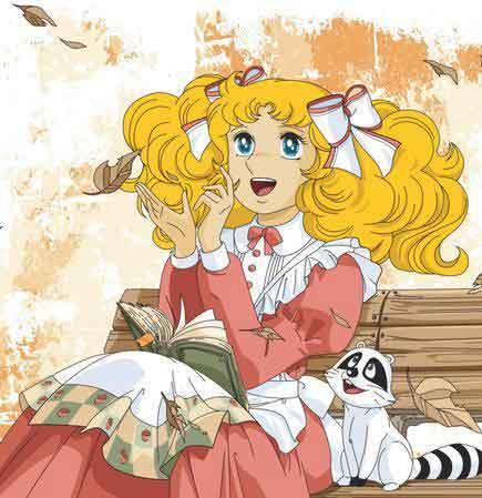 Chica Manga Candy Candy