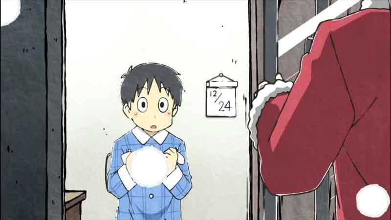 Chica Manga Christmas Special nichijou