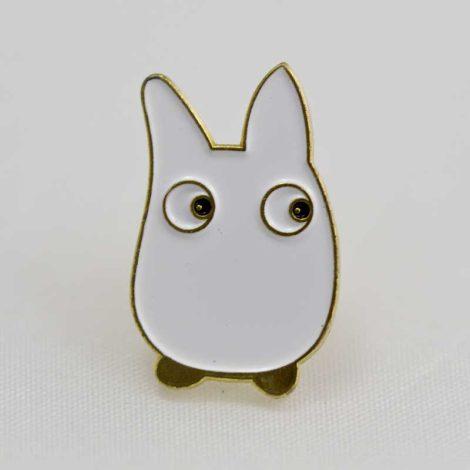 Chica Manga Chibi Totoro enamel pin