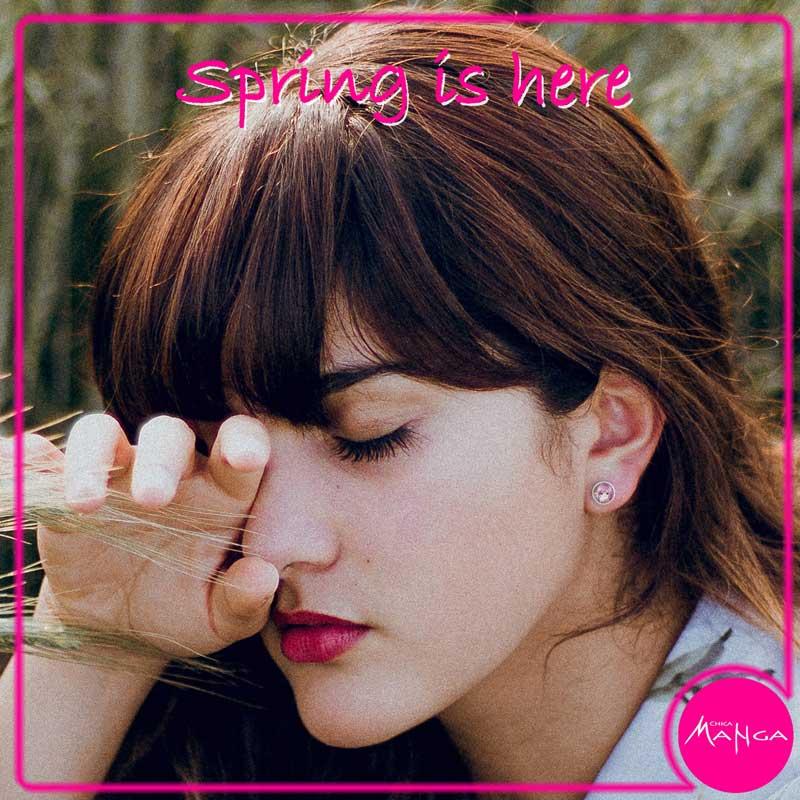 Spring Rosario Vampire earrings