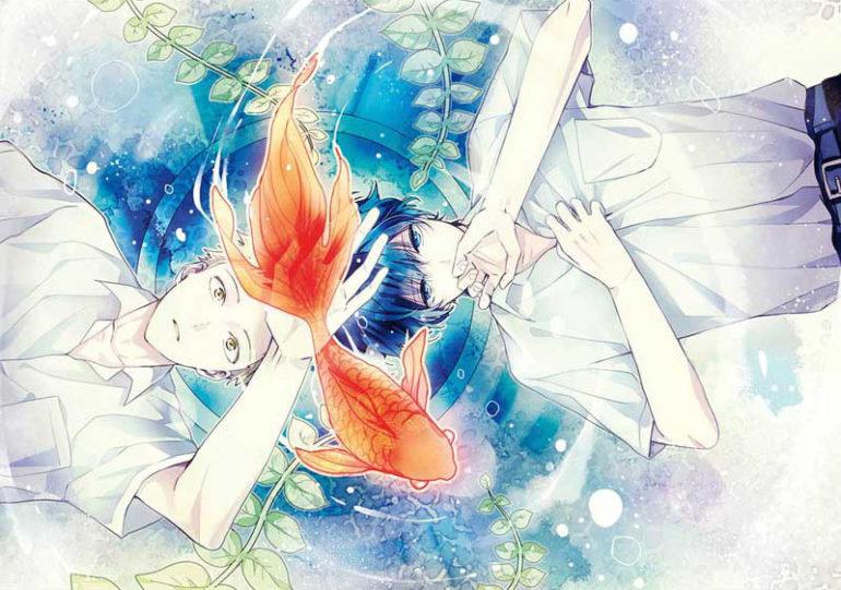 Chica Manga Koi ni mo Naranai