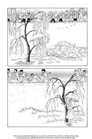 Chica Manga The Willow Tree